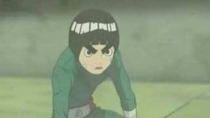 Rock lee vs Gaara - Linkin park