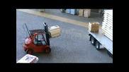 Linde H50 Forklift