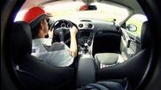 Jenson Button кара Лада 1500