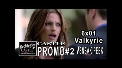 Castle 6x01 Sneak Peek