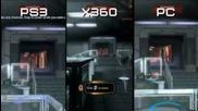 Mass Effect 2: Ps3 vs 360 vs Pc - Graphics Comparison