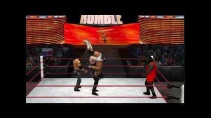 wwe 12 40 Man royal rumble