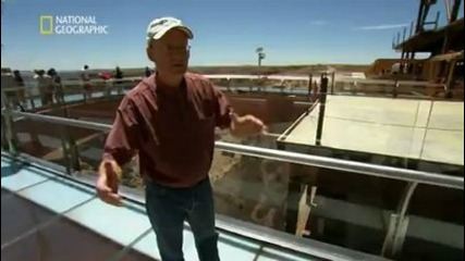Мегаструктури: Гранд Каньон Скайуолк