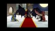 Aqworlds - King Alteon Vs. Sepulchure - The 13 Lords of Chaos [hd]