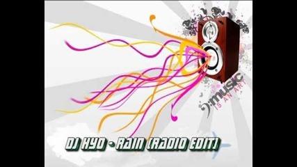 Dj Hyo - Rain (radio Edit)
