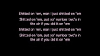 Nicki Minaj - Did it on 'em (текст)