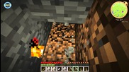 Minecraft: Тройно оцеляване. Епизод 3 ( Градина И Желиазо )