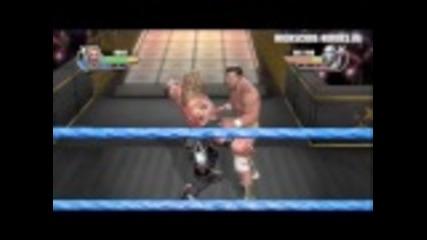 Wwe All Stars: Edge vs. Alberto Del Rio