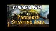 Mists of Pandaria - Part 1, Panda Creation and Starting Area
