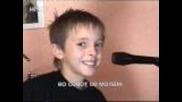 Тоше Проески и Кристиян-my little one(premier)
