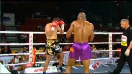 Hq Opening Fight: Redouan Cairo - Kolyo Ivanov (bulgaria)
