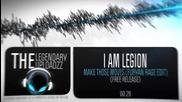 I Am Legion - Make Those Moves (furyan Rage Edit) [free Release]