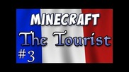 Minecraft - The Tourist - Part 3, The Sewer Dive