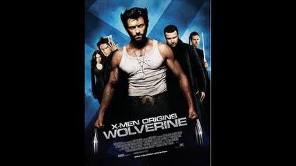 X-men:началото Върколак