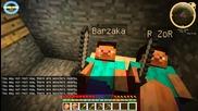 Minecraft: Тройно оцеляване. Епизод 2 ( Спалня )