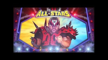 Wwe All Stars - New Trailer