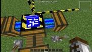 Tekkit Урок Стройтел и Машина за шаблони