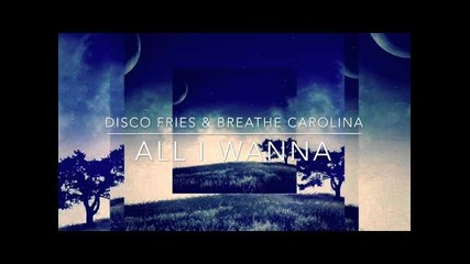 Disco Fries & Breathe Carolina - All I Wanna