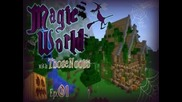 Minecraft Magic World - w/ Thosenoobs Ep 01 - And so it begins..