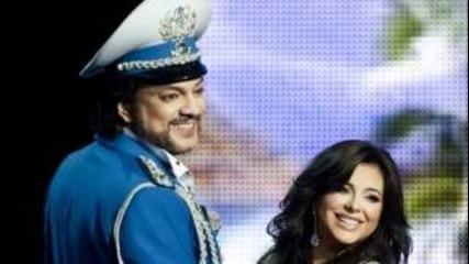 Филип Киркоров и Ани Лорак с песен на български песен :)