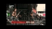 Bullet For My Valentine Rock Am Ring 2010 Целият концерт Hd