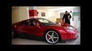 Ferrari Sp12 Ec - Eric Clapton's