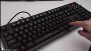 Cm Quickfire Pro Mechanical Keyboard - Unboxing/ънбоксинг