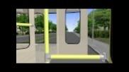 Omsi Trolleybus Ziu 682b