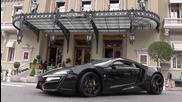W Motors Lykan Hypersport | Start Ups | Revs | Accelerations |
