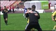 Данониада 2012, Полуфинал, Фк Ботев 2002 & Спартак Варна