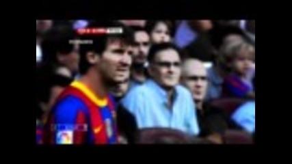Cristiano Ronaldo Vs Lionel Messi 2010/2011