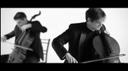 """2cellos - """"mombasa"""" from Inception [official Video]"""