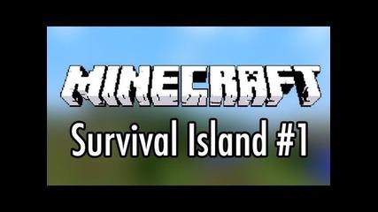 Minecraft Оцелаване