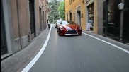Lf-lc on the road at the 2012 Concorso d'eleganza