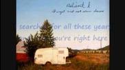 "Relient K - ""savannah"" (with lyrics)"