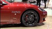 New 2012 Maserati Grancabrio Sport
