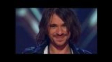 Altiyan Childs - Livin' On A Prayer - Bon Jovi X Factor