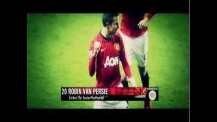 Robin Van Persie Manchester United Goals 2012- 2013 Hd