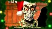 Achmed the Dead Terrorist sings Jingle Bombs