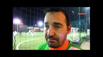 Интервю на Стоил Соколов пред Bgsport.bg