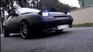 Mazda 323f bg limited edition black matt