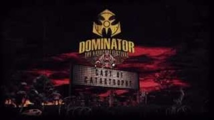 Dominator 2012 Cast of Catastrophe Trailer