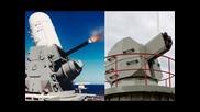 Сравнение на най-едро-калибрените картечници на Сащ и Русия