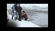 Сърфиране със Сноуборд Fail