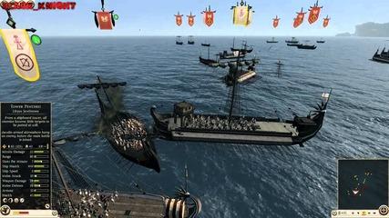 Rome 2: Total War Online Battle #024: Carthage vs Arevaci