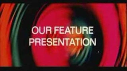 our feature presentation