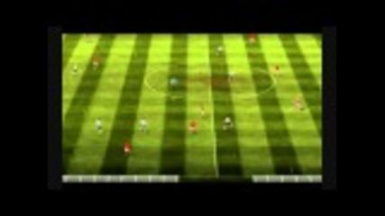 Fifa 2011 Amazing goal :)
