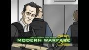Как трябваше да сваршват видео игрите!!!!-call of Duty Modern Warfare 2