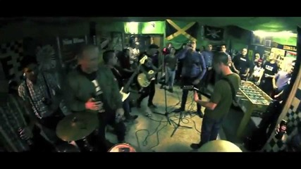 "Rude Pride - ""screaming Oi!"" - Feat. Wattie (lion's Law) & Degi (saints & Sinners) - Official (hd)"