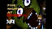 Five Nights at Freddy's w/ Thetntguy #1